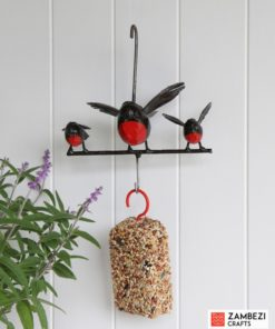 recycled metal seed block holder
